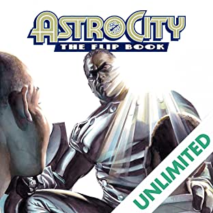 Astro City Flipbook
